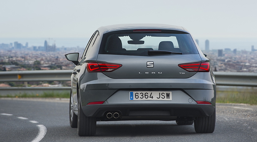 The Seat Leon is recovering engines after the change of homologations